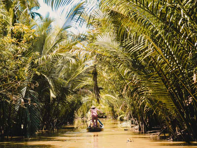 Reiseziele März Vietnam