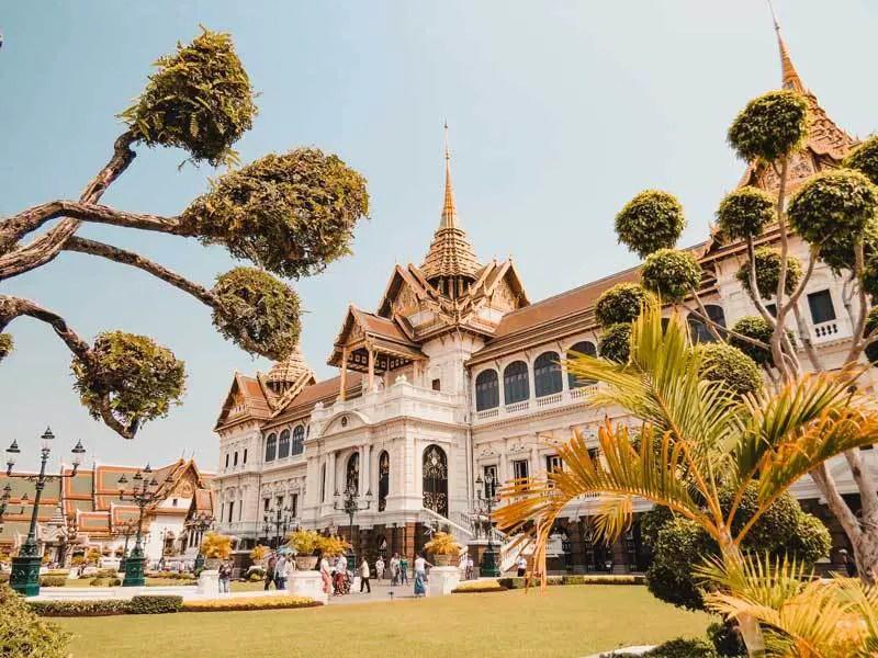 Reiseziele November Thailand
