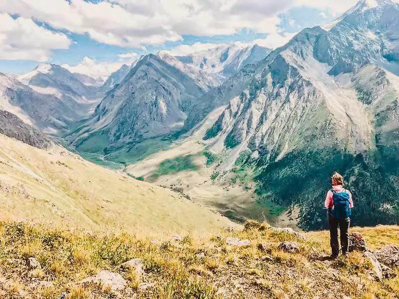 Kirgistan Reise Sommer