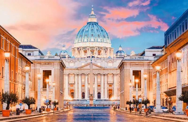 Rom Sehenswürdigkeiten Vatikan