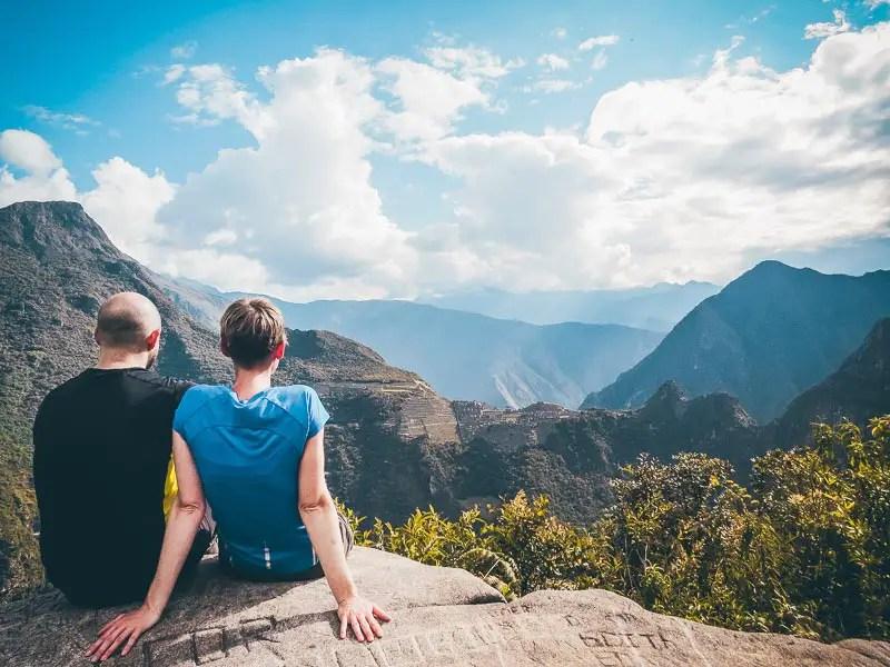 Peru Rundreise Machu Picchu Putucusi