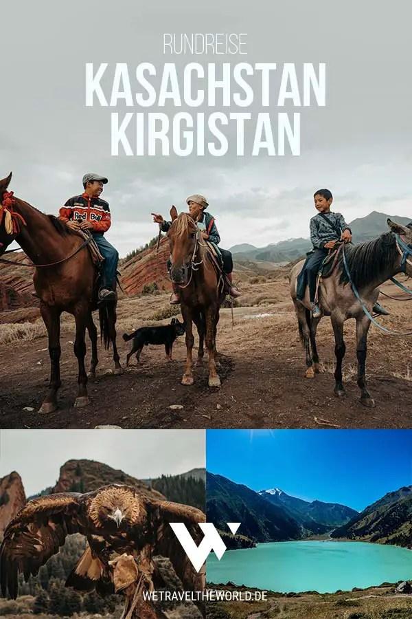 Rondreis Kazachstan Kirgizië 14 dagen - Reistips & hoogtepunten #roadtrip #kyrgyzstan #kazachstan #kyrgyzstan