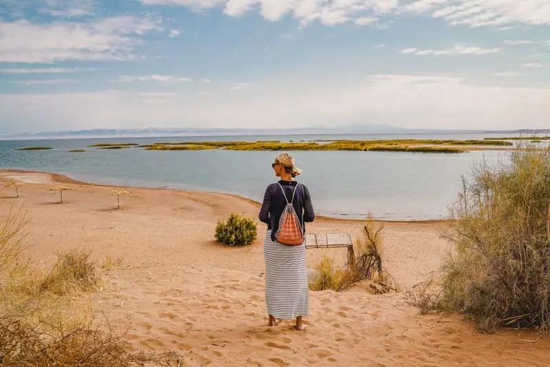 Aydarmeer - de woestijn van Oezbekistan