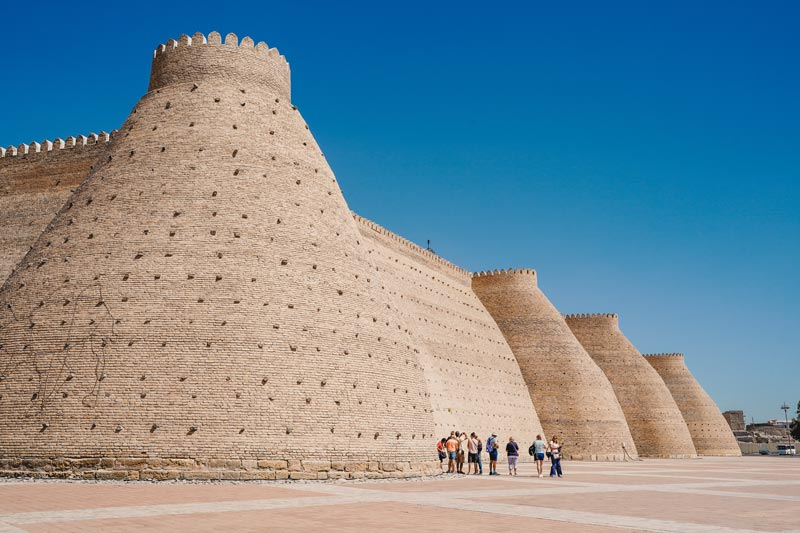 Buxoro – Buchara – Usbekistan Sehenswürdigkeiten