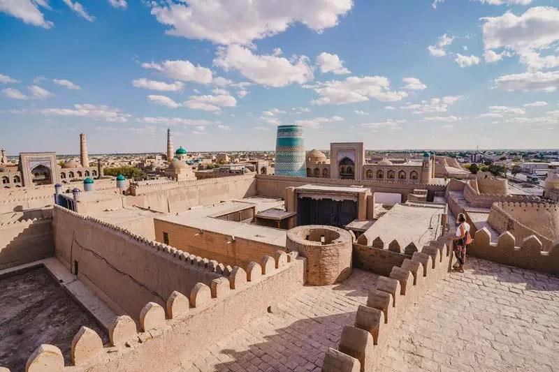 Xiva – Chiwa – Khiva – Usbekistan Sehenswürdigkeiten