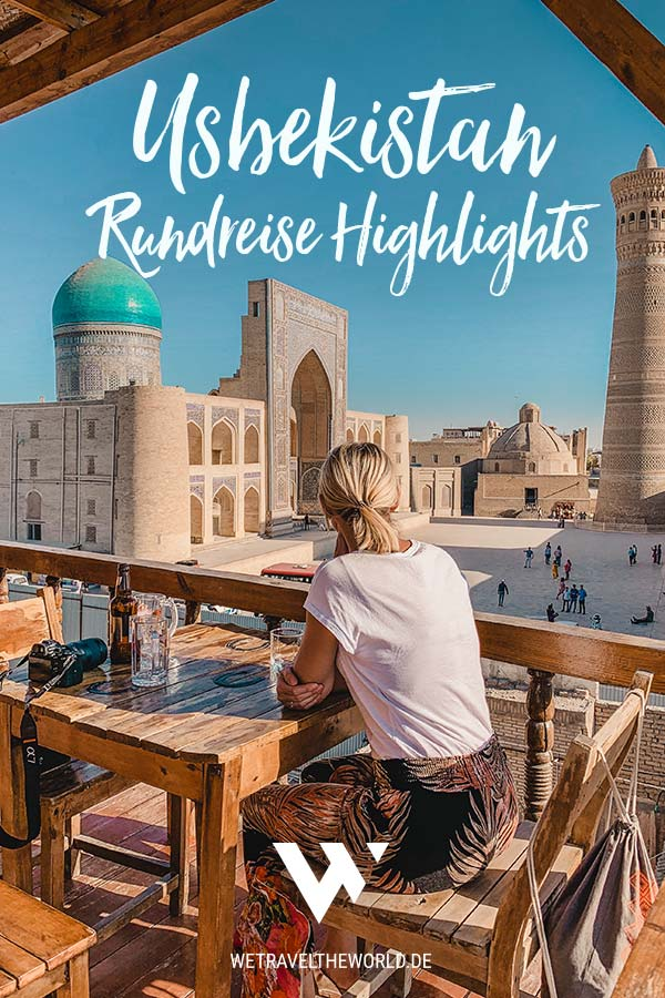 Usbekistan Rundreise Highlights – die 12 besten Usbekistan Sehenswürdigkeiten in 2 Wochen #reiseziele #tipps #reisetipps #samarkand #taschkent