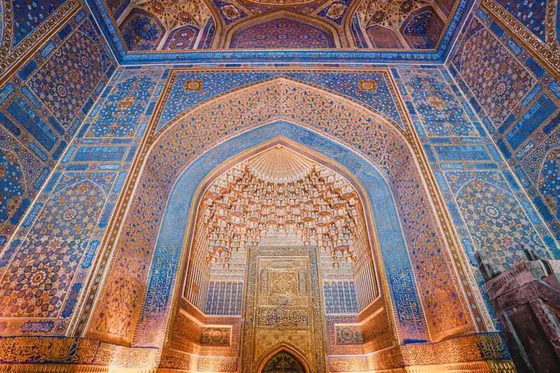 Samarkand – Usbekistan