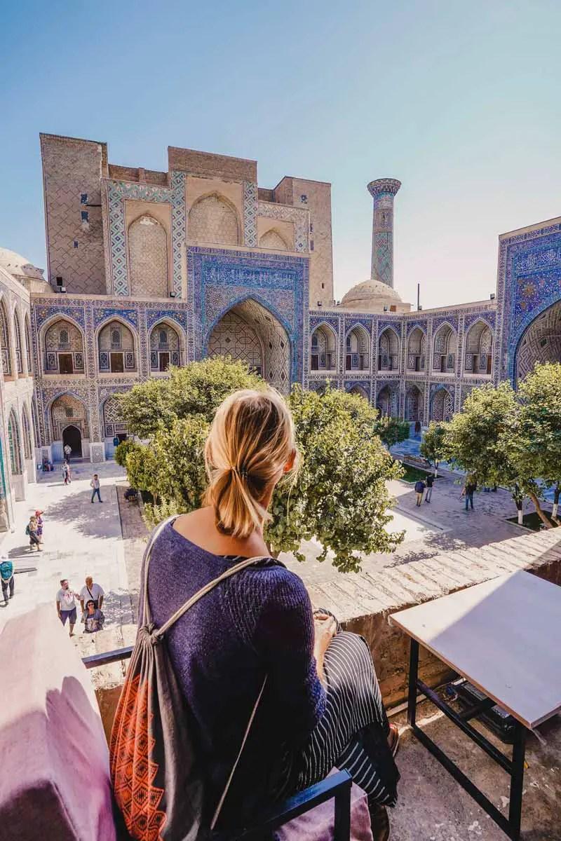Samarkand – Usbekistan Rundreise