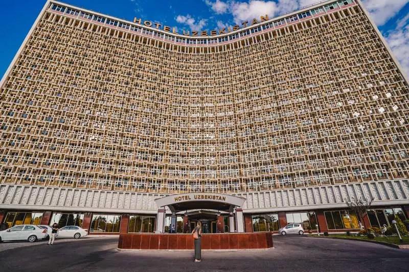 Taschkent Hotel Usbekistan – Usbekistan Rundreise – Usbekistan Sehenswürdigkeiten