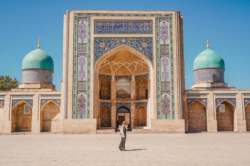 Taschkent – Usbekistan Rundreise – Usbekistan Sehenswürdigkeiten