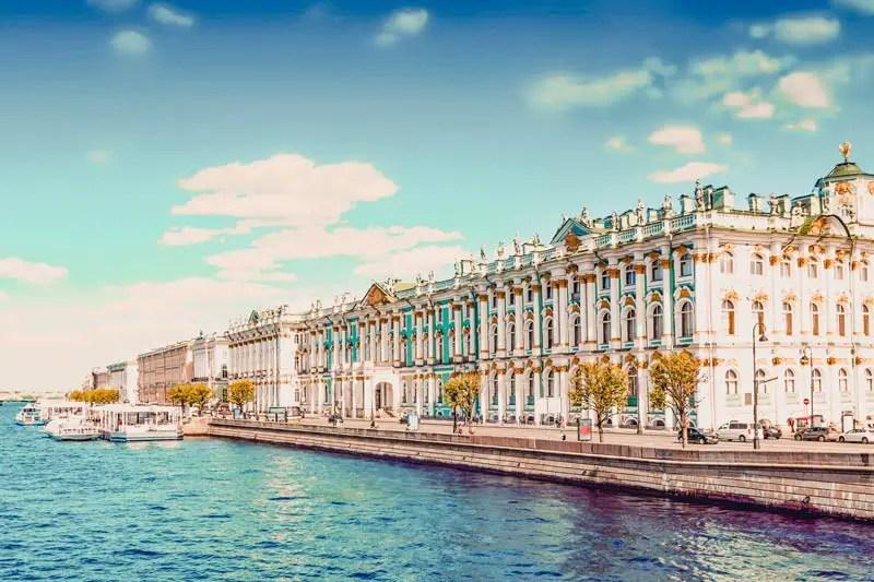 Russland Sehenswürdigkeiten, Highlights und Reisetipps Eremitage