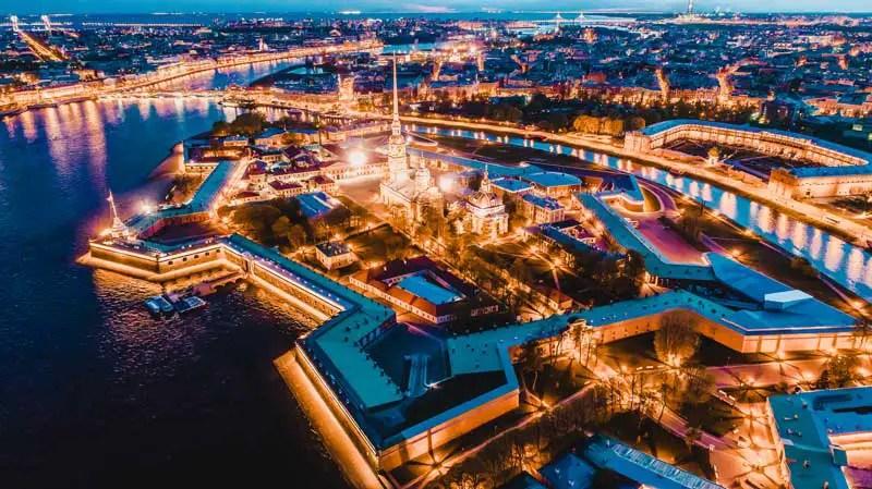 Russland Highlight Peter und Paul Festung