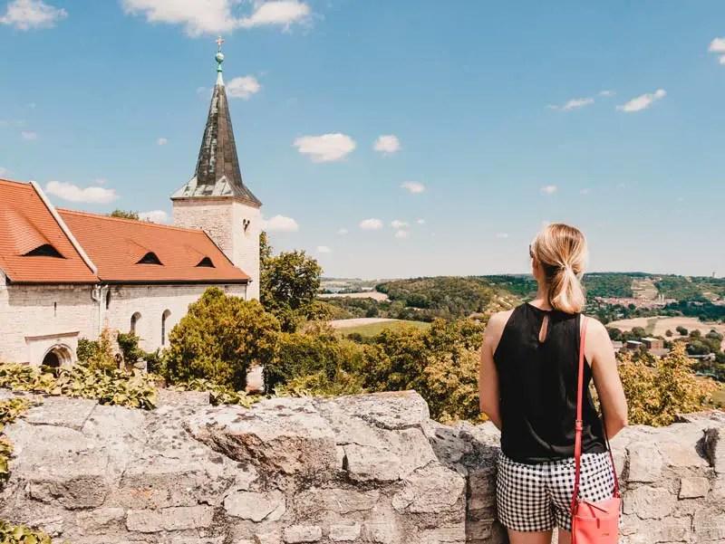 Kloster Zscheiplitz – Sachsen-Anhalt Reisetipps: Top Saale-Unstrut Sehenswürdigkeiten & Ausflugsziele