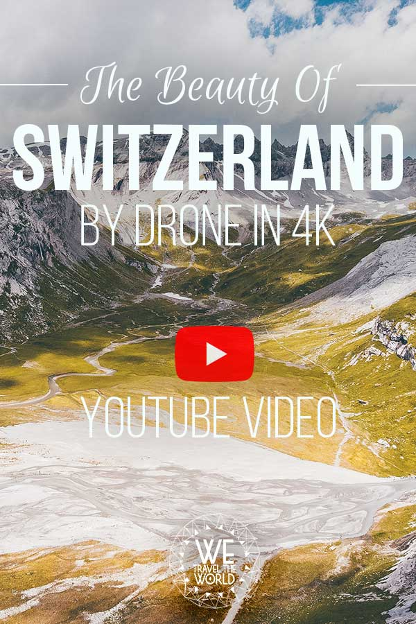 Schweiz Drohnenvideo