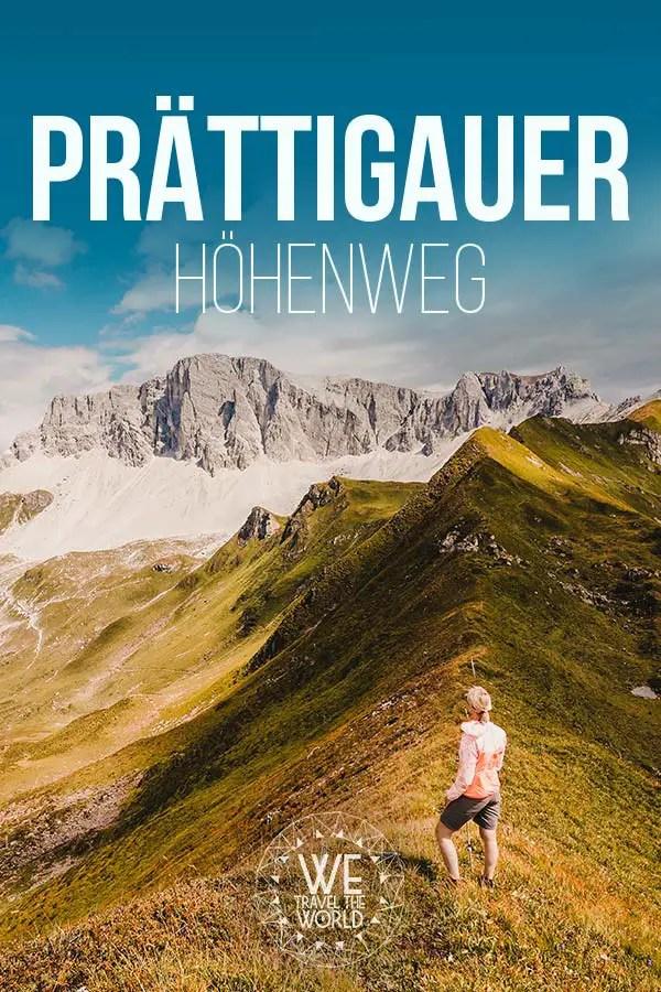 Prättigauer Höhenweg #reiseziele #reisetipps #reiseinspiration #schweiz