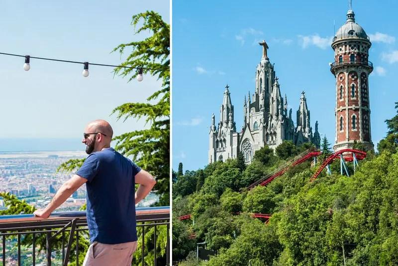 Barcelona Reiseführer Tibidabo