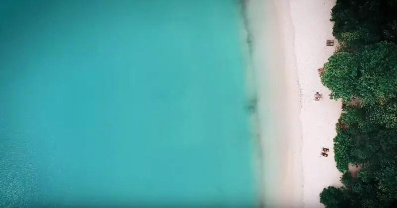 Seychellen Drohnenvideo Mahé