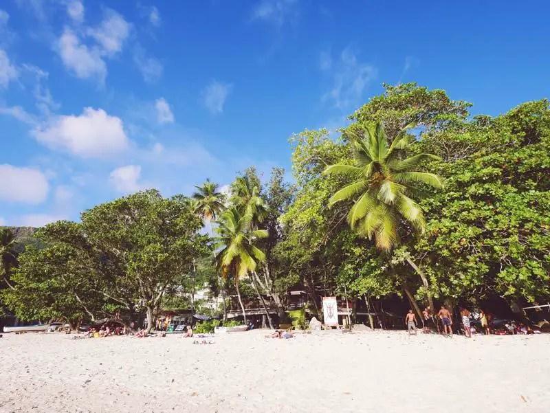 Beau Vallon Beach – Seychellen Sehenswürdigkeiten