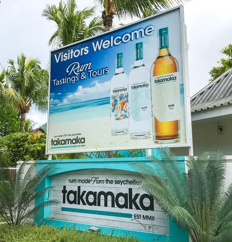 Takamaka Distillerie – Seychellen Sehenswürdigkeiten