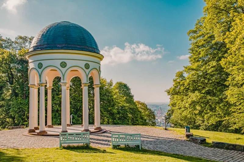 Wiesbaden Aussichtspunkte – Neroberg