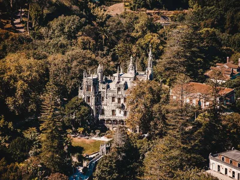 Quinta de Regaleira – Sintra Sehenswürdigkeiten, Highlights & Tipps an einem Tag