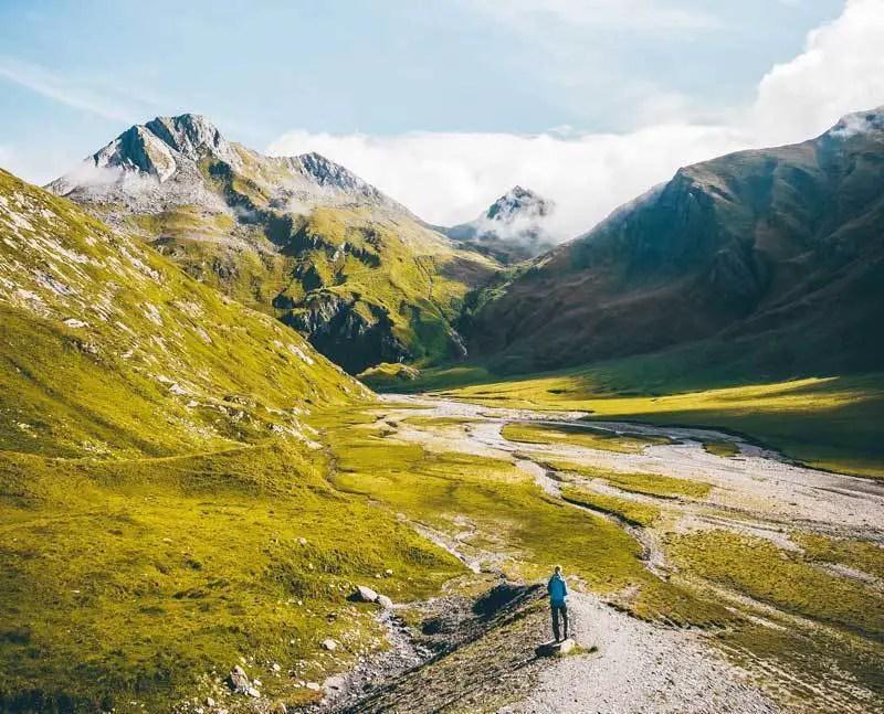 Sommerurlaub Schweiz