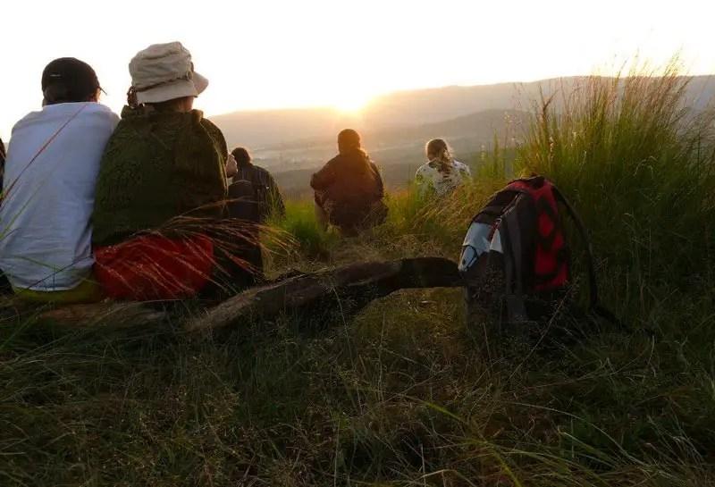 Weltentdeckerin Mai in Kenia