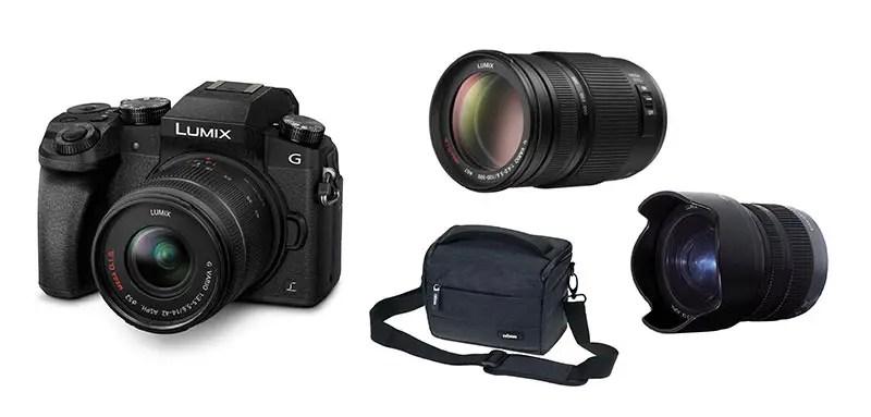 Südafrika Packliste Kamera