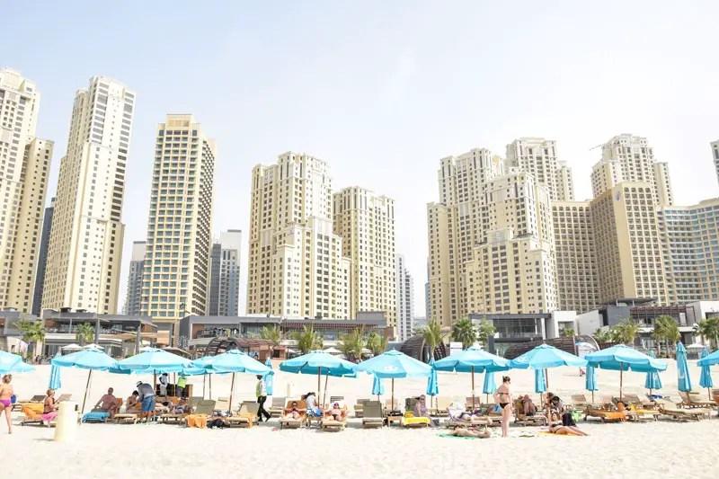 the beach marina jbr dubai