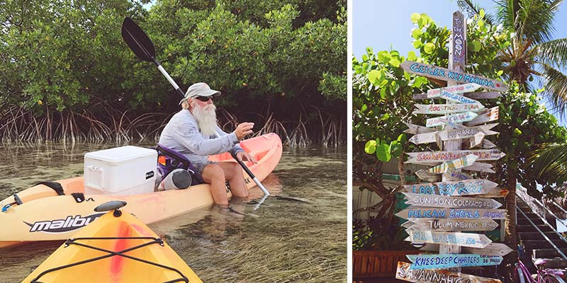 Florida Keys Kajaktour