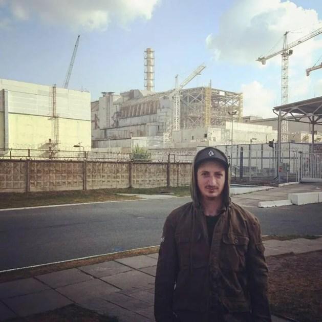 Tschernobyl Reaktor