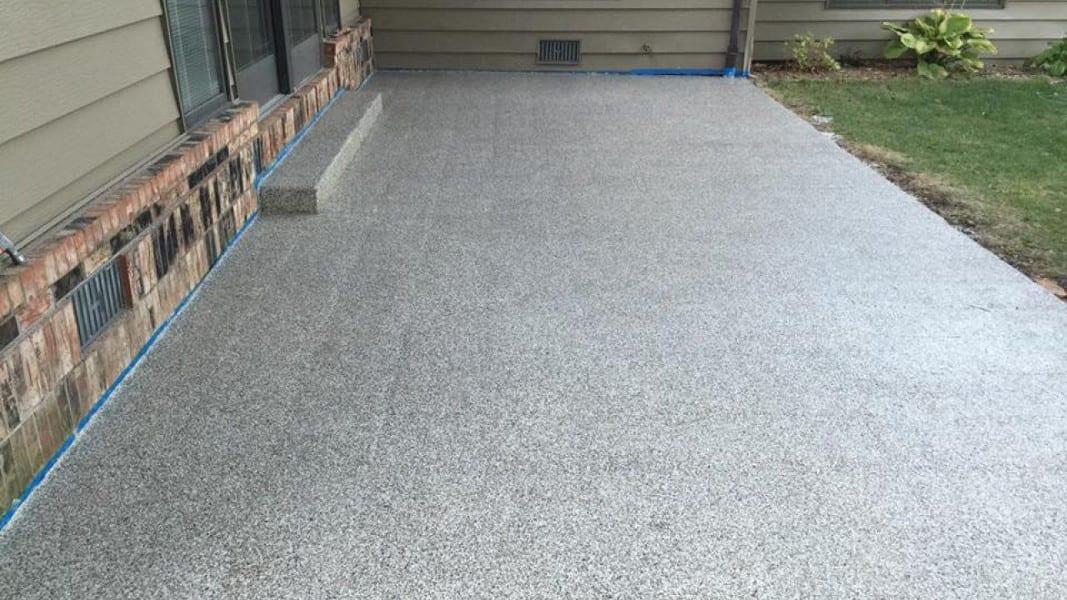 epoxy patio treadwell