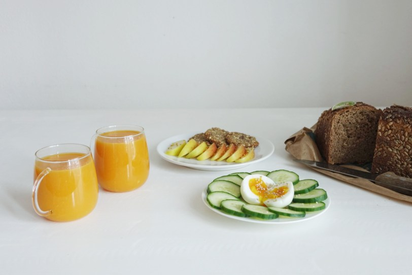 Wellnessfrühstück