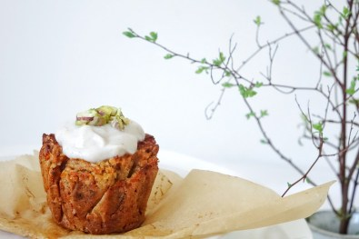 Karotten Muffin