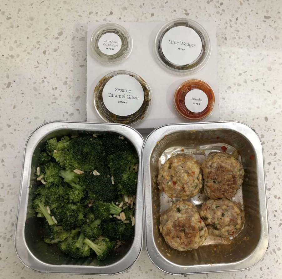 Tovala Review: We test the new *Magic* Smart Oven tovala-meal-sections