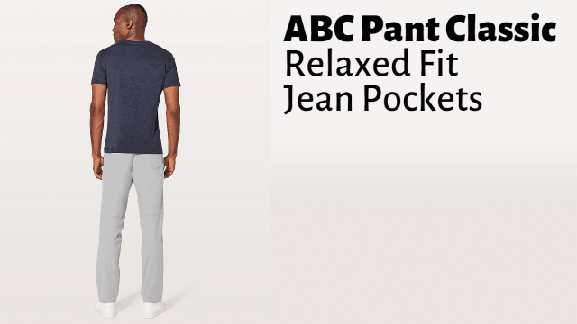 ABC Pant Review abc-pant-classic-features