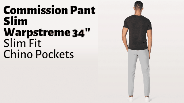 ABC Pant Review abc-pant-slim-features