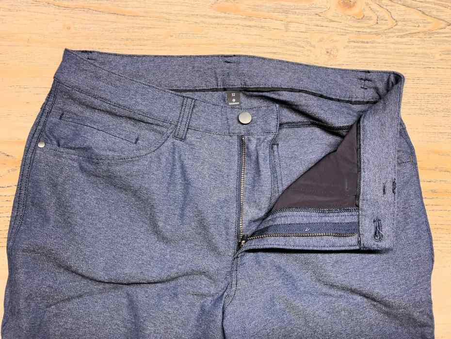 "Lululemon ""Jeans"" are Here: Lululemon Tech Canvas Review lululemon-tech-canvas-1-1024x768"