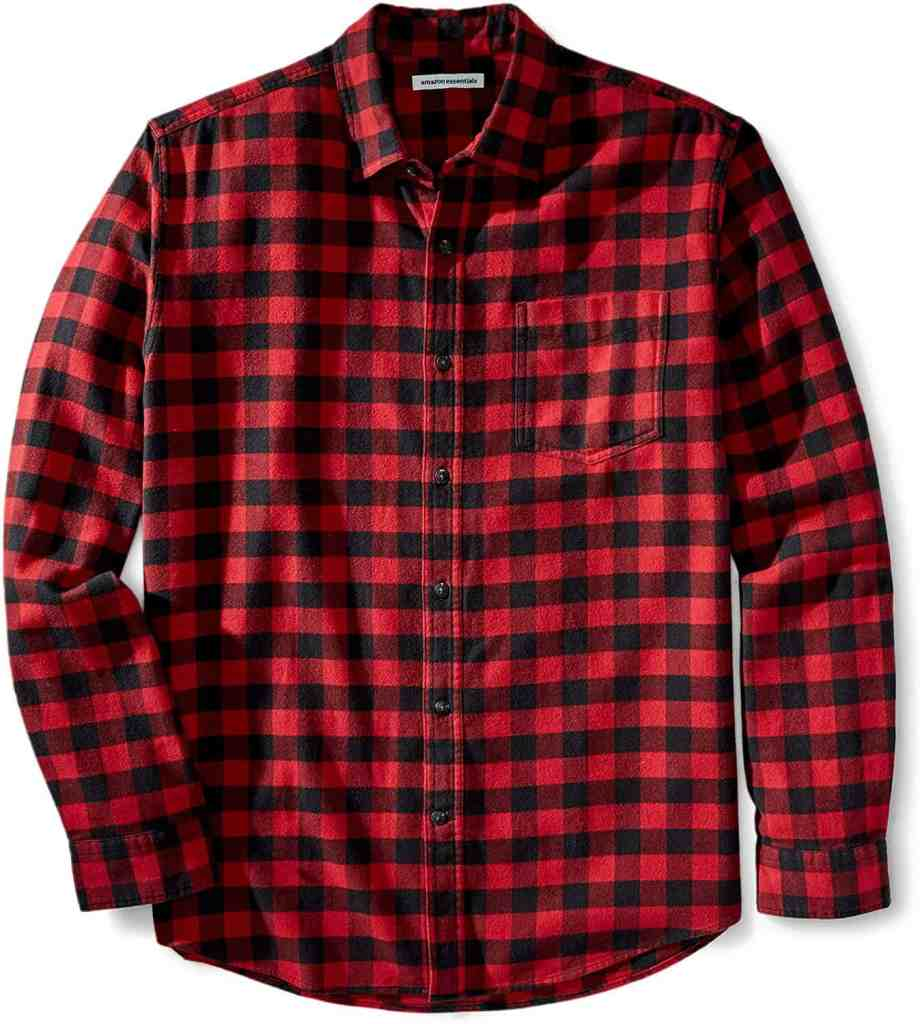Mizzen + Main Flannel review 4