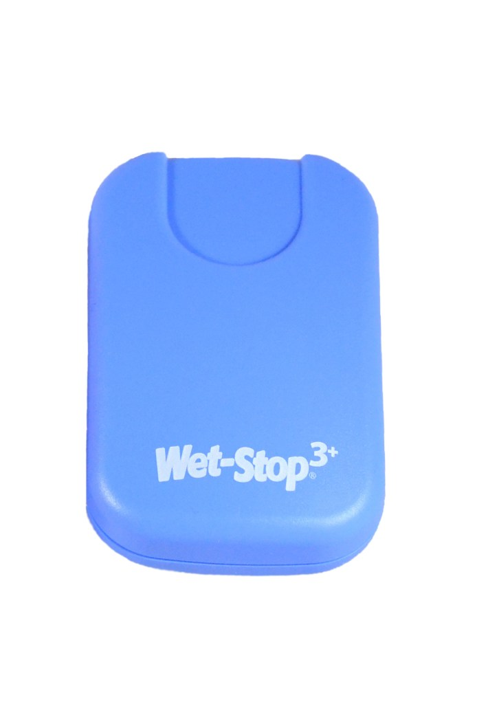 Wet-Stop 3+ Bedwetting Alarm (Blue) – FREE SHIPPING