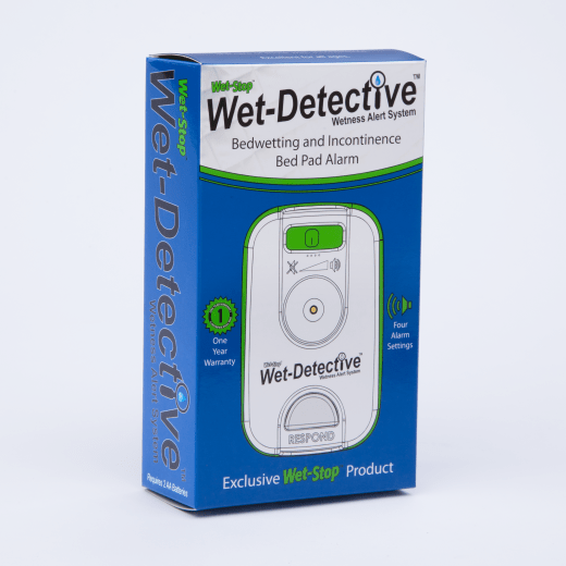 Wet-Detective Bed Pad Alarm unit