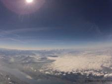 6890.2 m ü. M., -16.95°C: Blick in Richtung Vierwaldstättersee