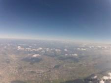 3444.5 m ü. M., 5.45°C: Flughafen Zürich-Kloten (links) und Flugplatz Dübendorf (rechts)