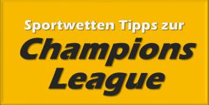Champions League Tipps von Wetttipps-heute.com