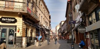 Lipscani - Old Town Bucharest - WeTwoBoys.com