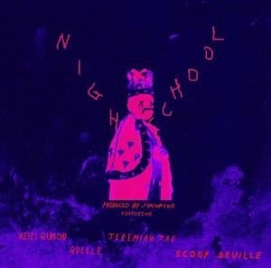 Night School ft. Azizi Gibson, Quelle, Jeremiah Jae and Scoop Deville by Jonwayne