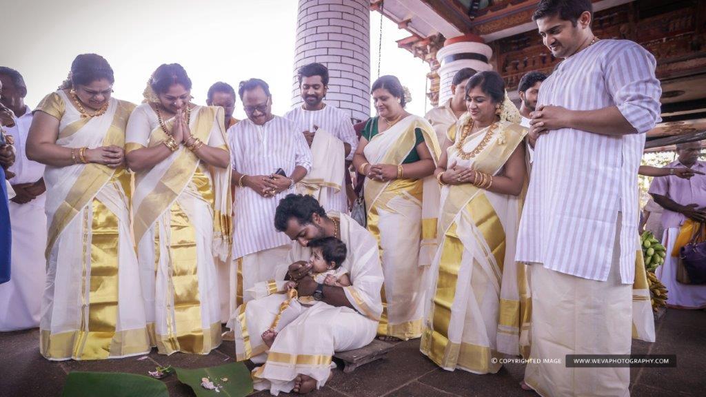 Annaprashan Ceremony Kerala14
