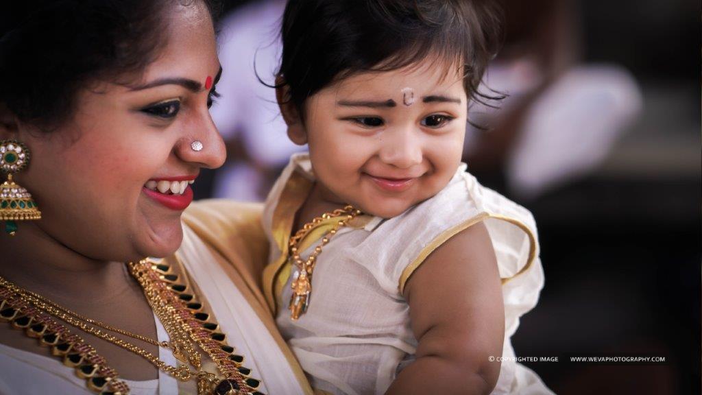 Annaprashan Ceremony Kerala5