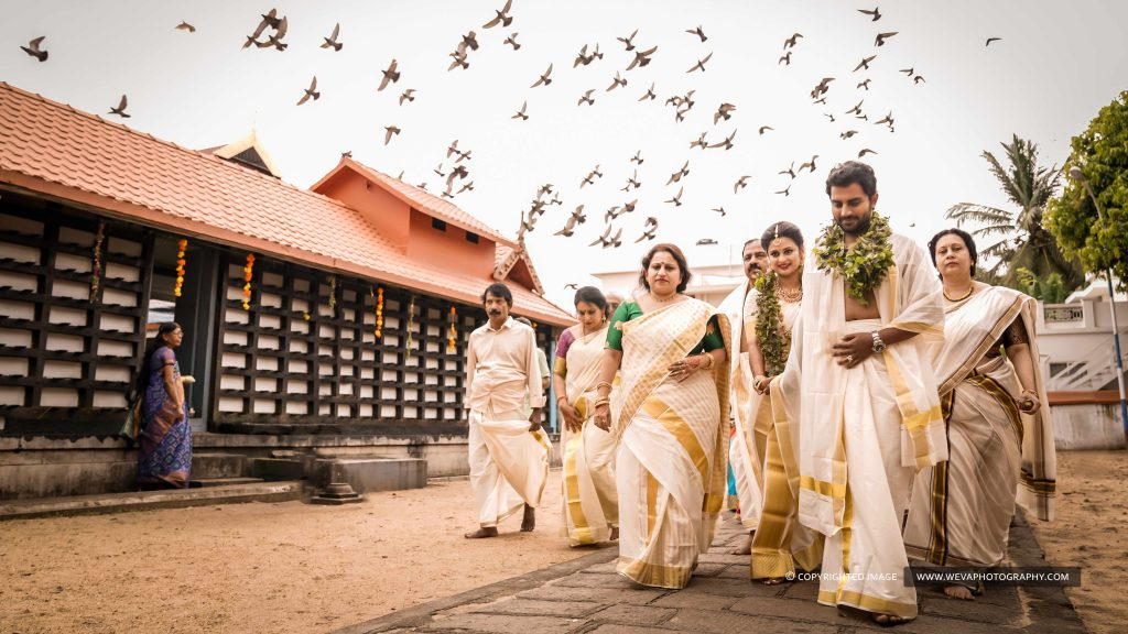 Temple Wedding Photography