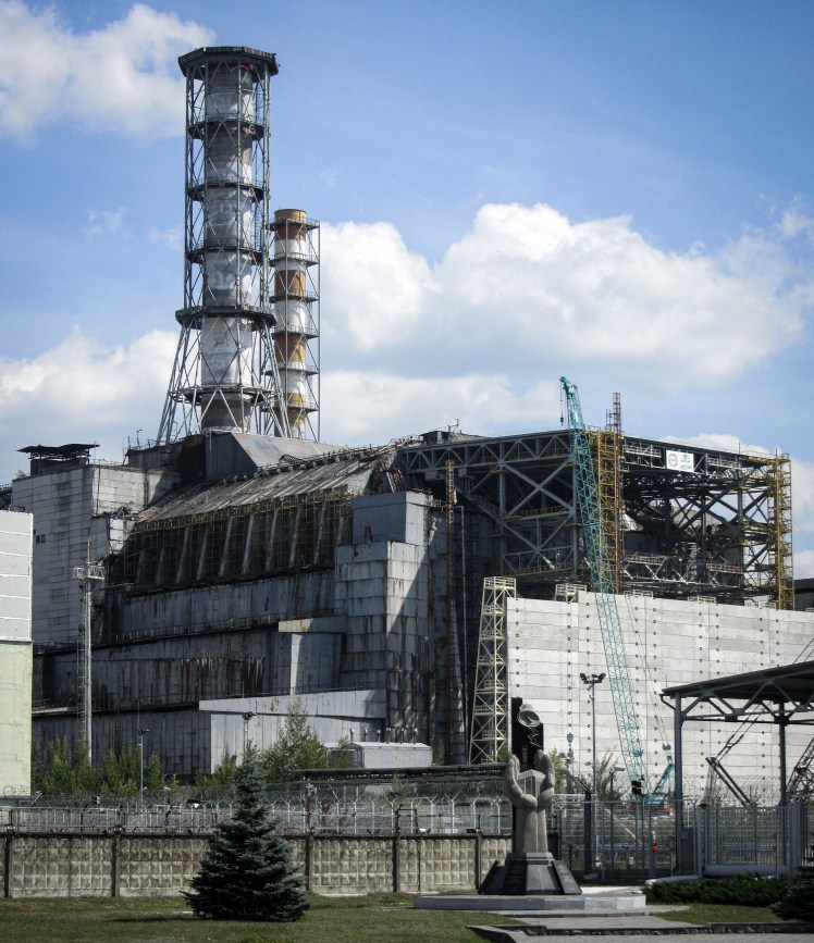 Chernobyl Exclusion Zone - Reactor Number 4